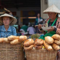 Marchés de Vientiane