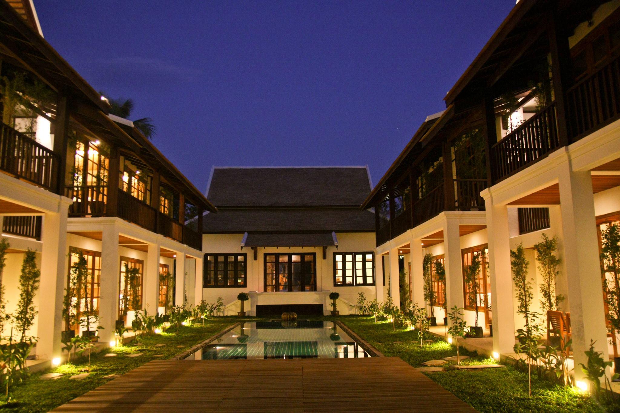 R sidence de charme la villa maly laos roads - Maison de charme hotel boutique toscane bacchella ...