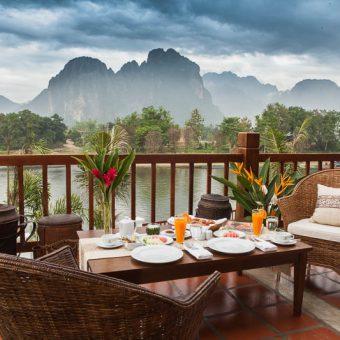 Hôtels Vang Vieng