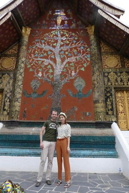 Jérémy – Week-end à Luang Prabang (4 jours)