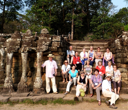 Groupe AMER – Laos et Cambodge (18 jours)