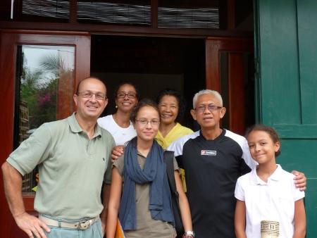 Famille SERRE – Nord Laos  (6 jours)