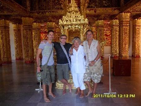 Groupe MOUGIN – Nord Thaïlande et Laos  (9 jours)