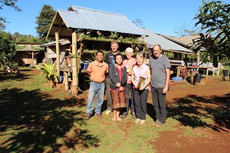 Thérèse et Jean Claude – Laos & Cambodge (13 jours)