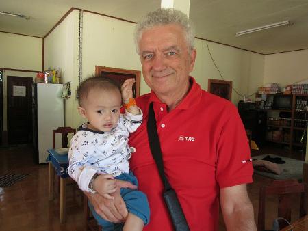 Mr et Mme VINCENT – Circuit complet au Laos  (28 jours)