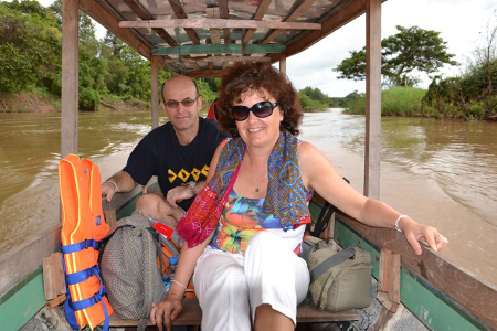 Christine et Gilles – Laos et Cambodge  (20 jours)