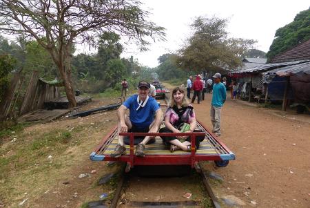 Danielle et Jean-Marc – Laos et Cambodge (22 jours)