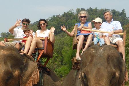 Stéphanie – Luang Prabang et sa région (5 jours)