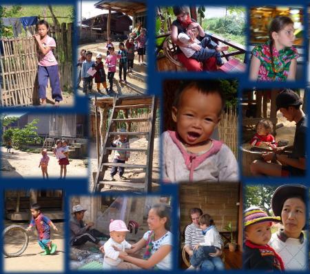 Circuit Nord Thailande et Laos (8 jours)