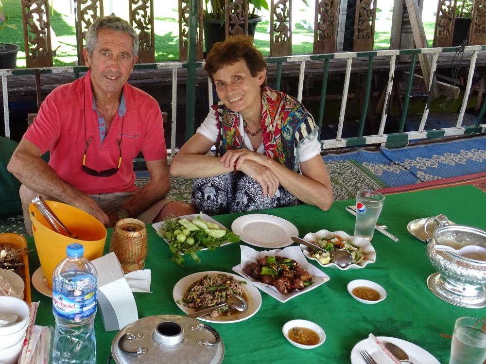 André et Chantal – Voyage Sud au Nord le long du Mékong (14 jours)