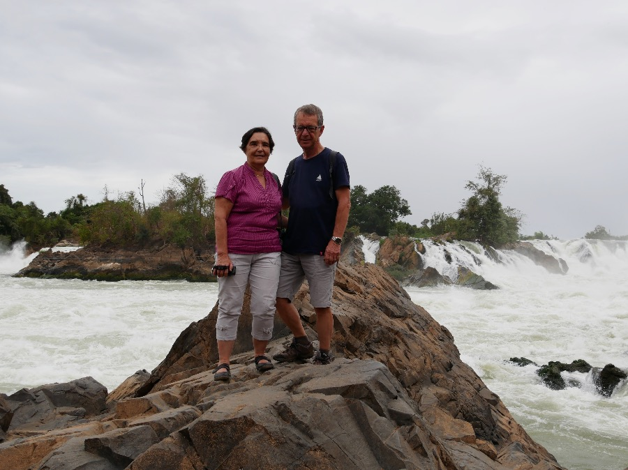 Mr et Mme Boclé – Circuit Laos et du Cambodge (16 jours)