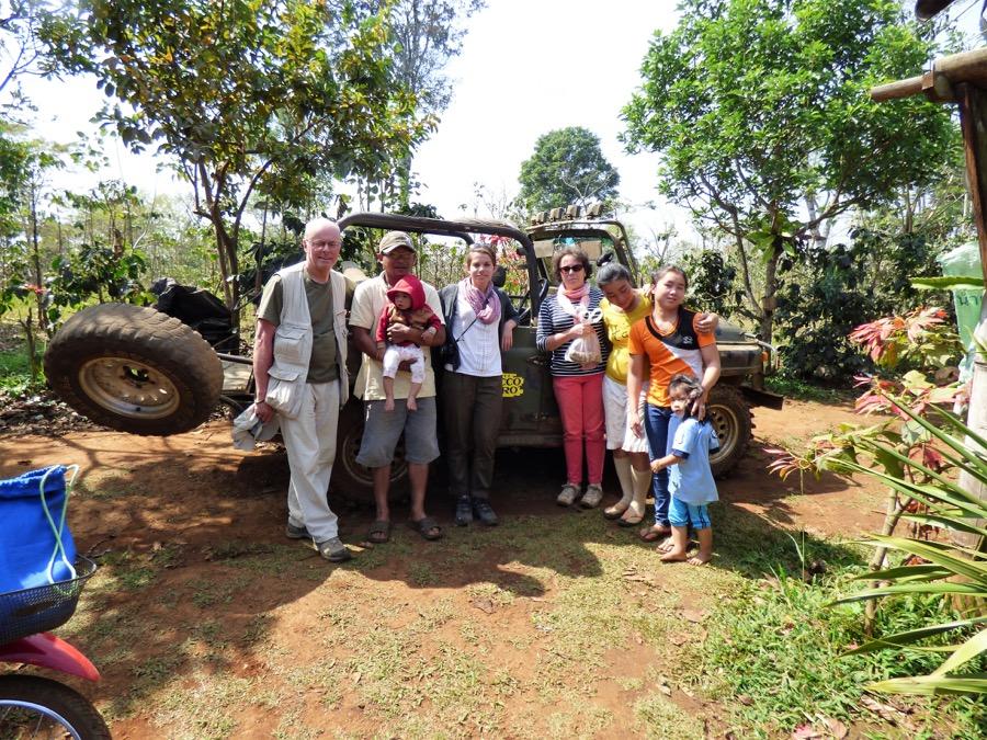 Margot, Marie et Jean-Michel – Voyage Laos Nord et Sud (12 jours)
