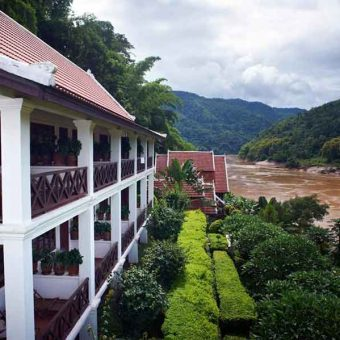 The Sanctuary Pakbeng Lodge