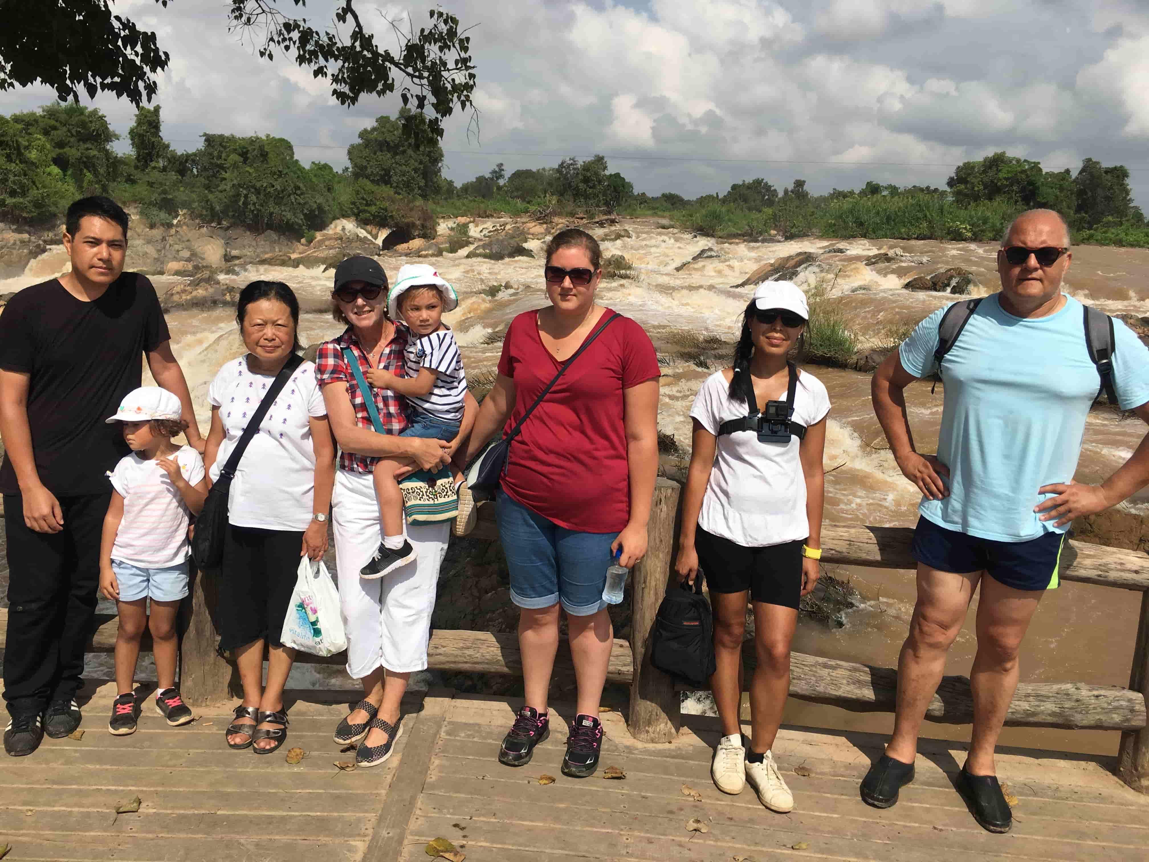 Famille Nachampassak – Circuit Laos – Sur les chemins de traverse (13 jours)