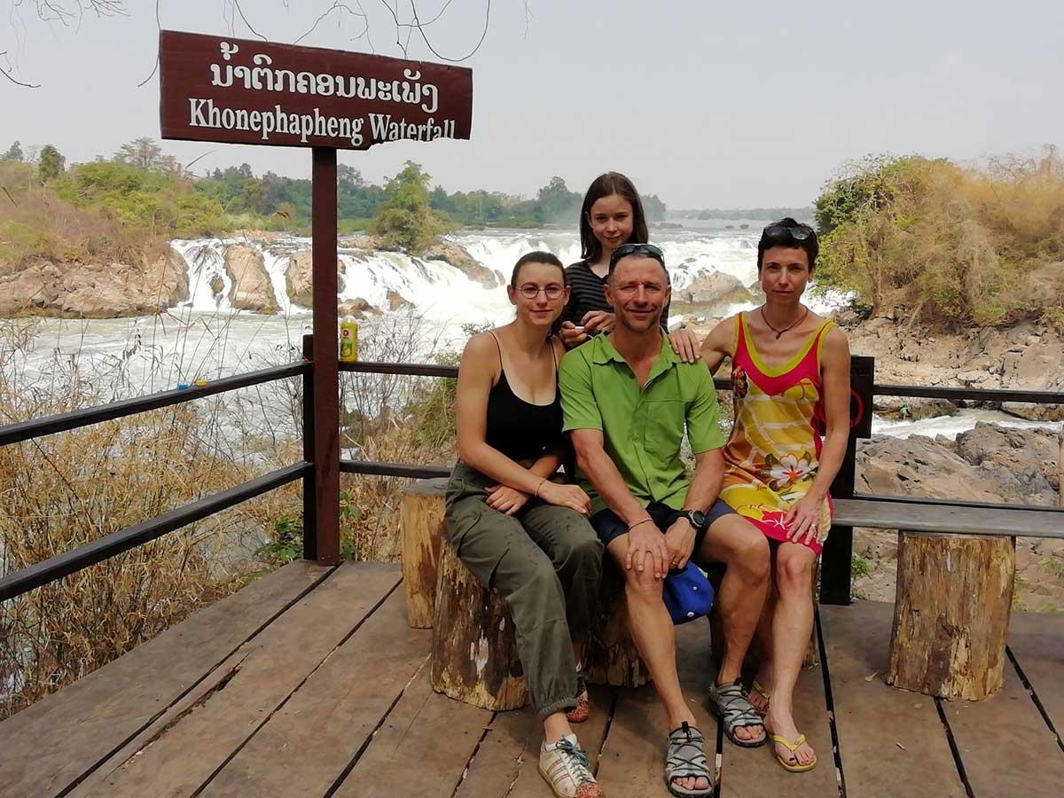 Famille Lannareix – Centre et sud du Laos (15 jours)