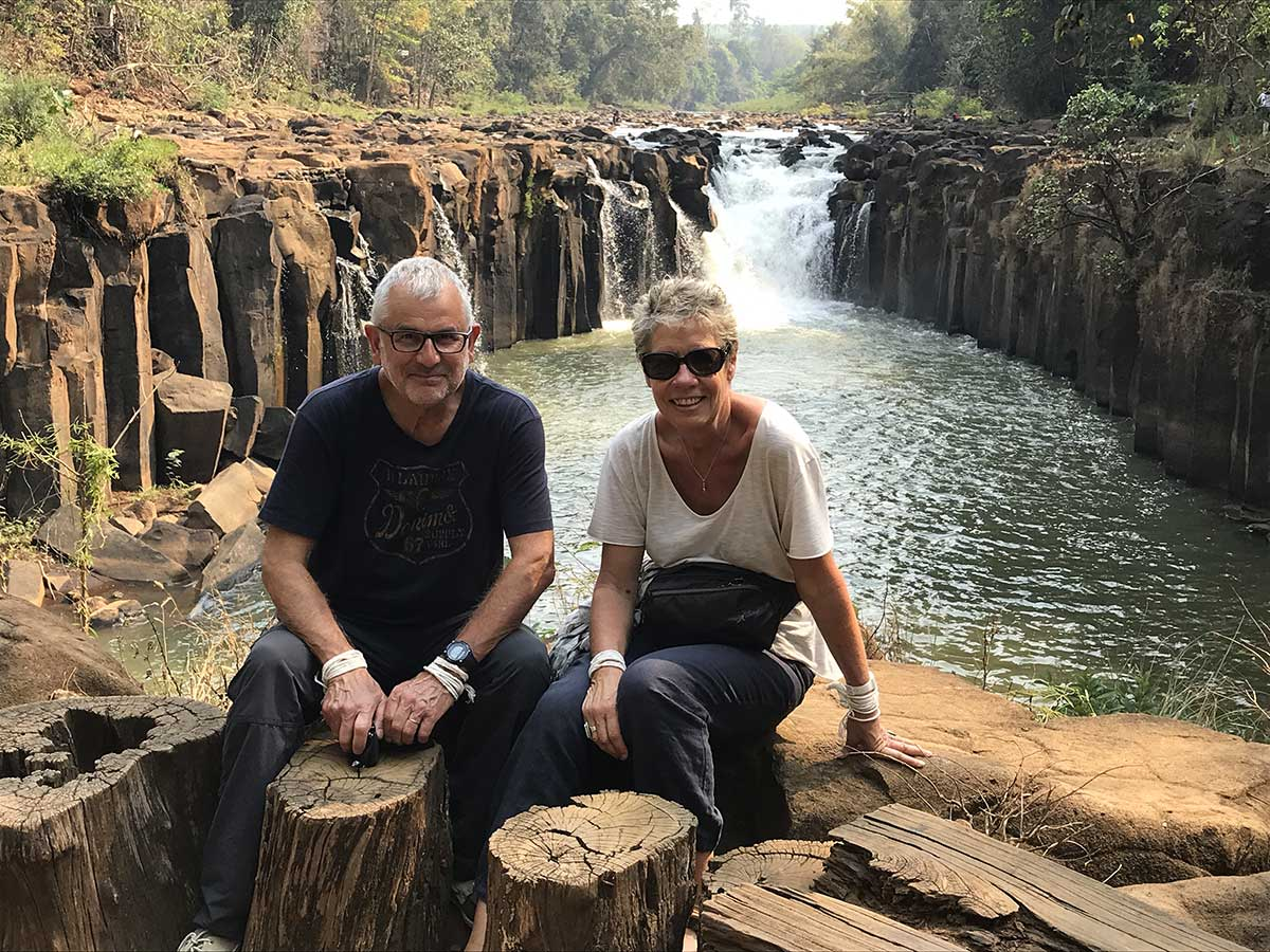 Edith – Un grand bol de vert au Laos (7 jours)