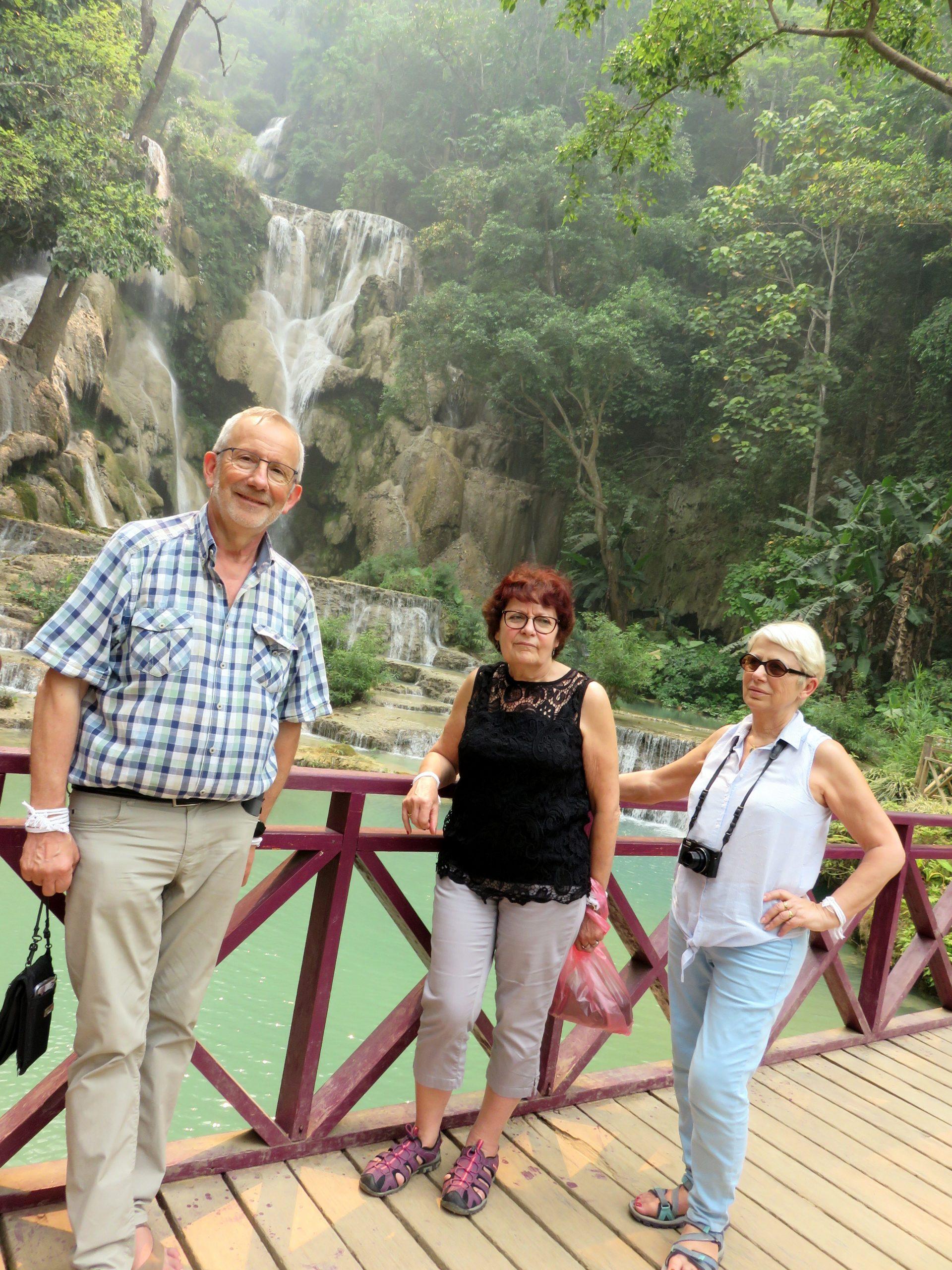Voyage au Laos – Gaston et amis